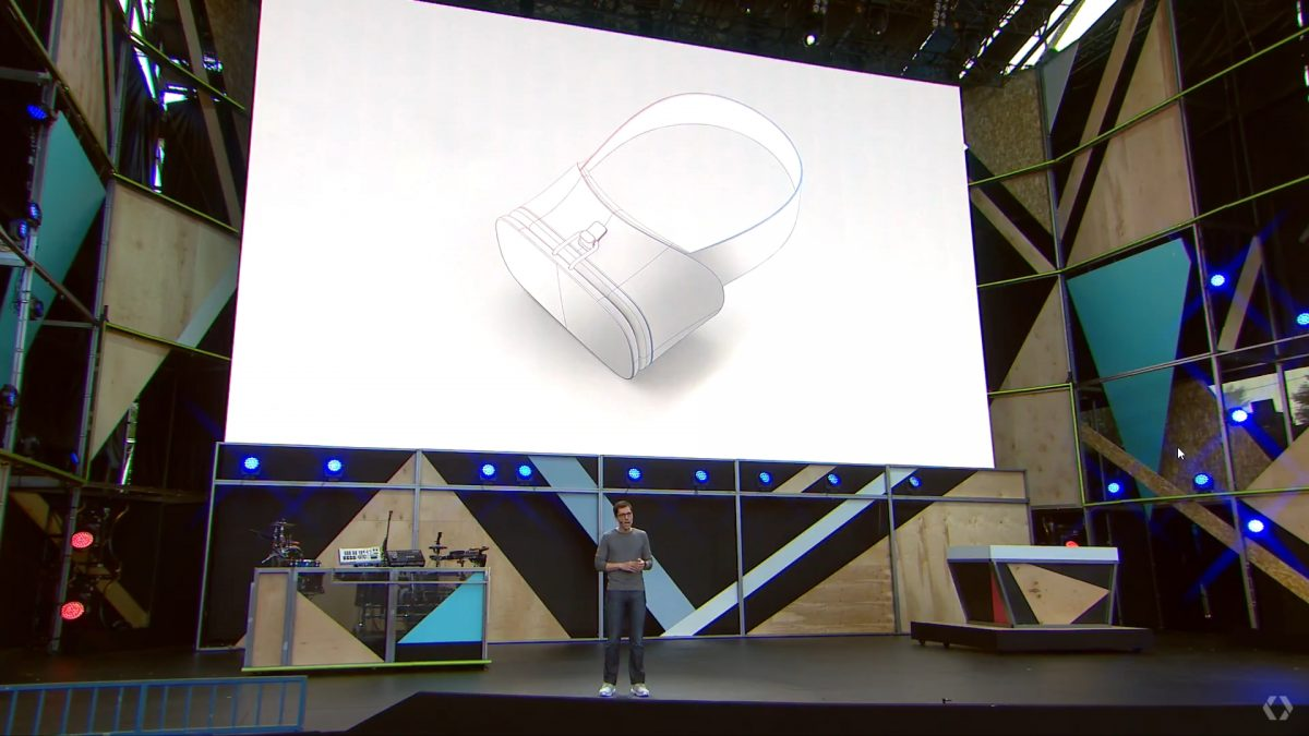 Google подтвердила выпуск гарнитуры виртуальной реальности Daydream