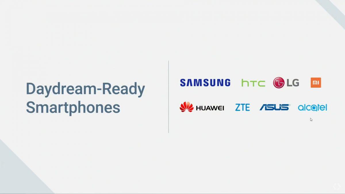 Huawei объявил о поддержке платформы виртуальной реальности Daydream