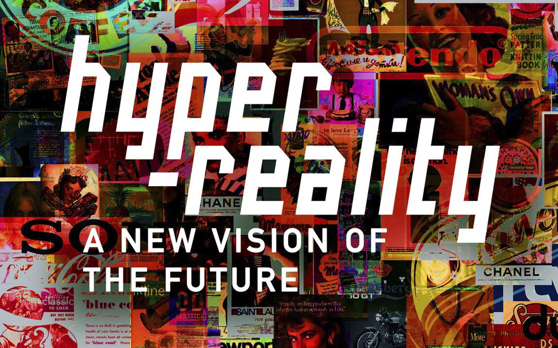 Hyper-Reality взгляд на будущее дополненной реальности от Кейчи Мацуда