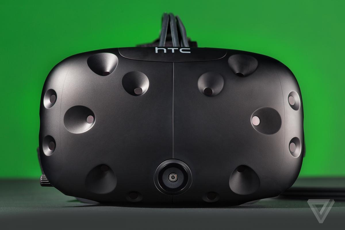 Все, что вам нужно знать о HTC Vive